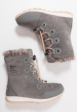 YOUTH WHITNEY - Snowboot/Winterstiefel - quarry