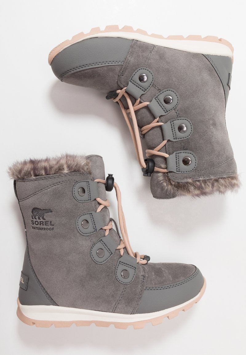 Sorel - YOUTH WHITNEY - Snowboot/Winterstiefel - quarry
