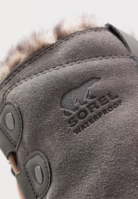 Sorel - YOUTH WHITNEY - Snowboot/Winterstiefel - quarry - 2