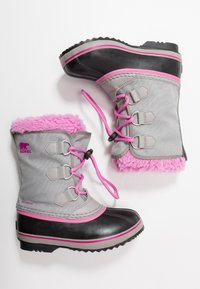 Sorel - YOOT PAC - Talvisaappaat - chrome grey/orchid - 1