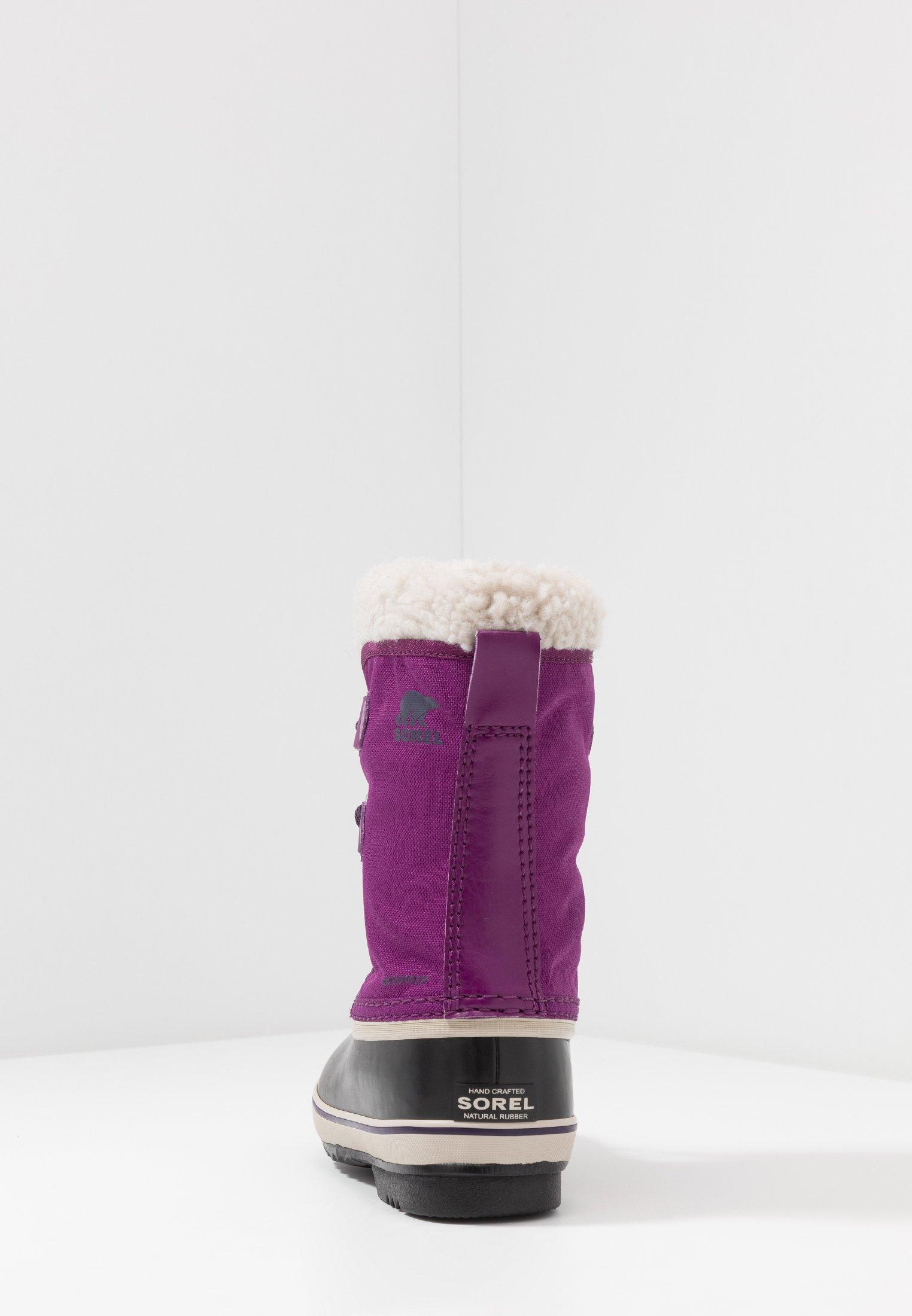 Sorel Yoot Pac - Stivali Da Neve Wild Iris/dark Plum 1qWJkLi