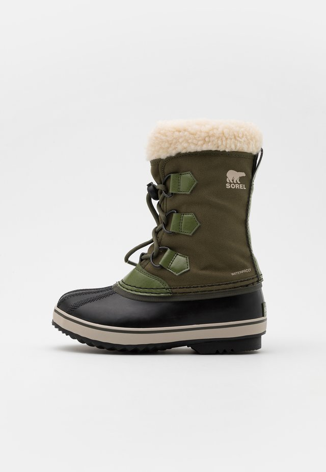 YOOT PAC - Vinterstövlar - hiker green