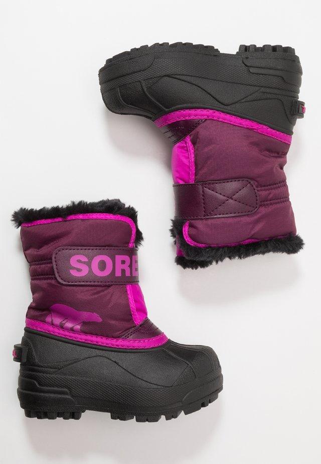 CHILDRENS - Vinterstövlar - purple dahlia/groovy pink