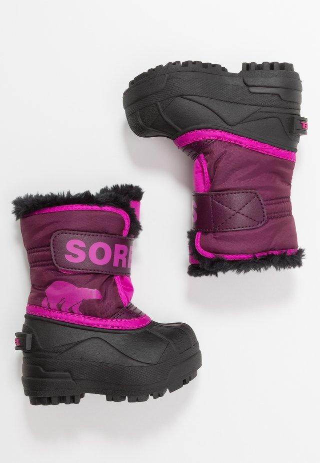 CHILDRENS  - Snowboots  - purple dahlia/groovy pink
