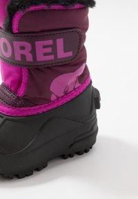 Sorel - CHILDRENS  - Vinterstövlar - purple dahlia/groovy pink - 2