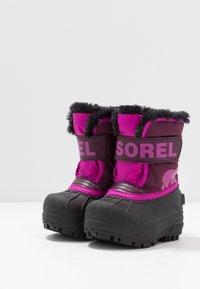 Sorel - CHILDRENS  - Vinterstövlar - purple dahlia/groovy pink - 3