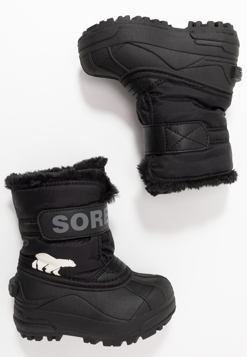 Sorel - CHILDRENS - Bottes de neige - black/charcoal