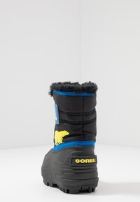 Sorel - CHILDRENS - Zimní obuv - black/super blue - 4