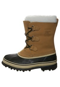 Sorel - YOUTH CARIBOU - Winter boots - beige - 4