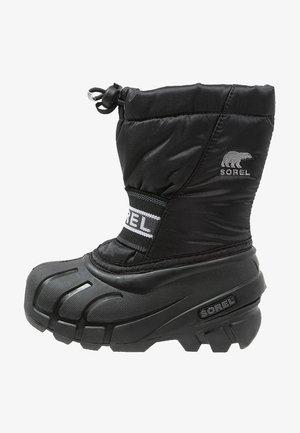 CUB - Zimní obuv - black