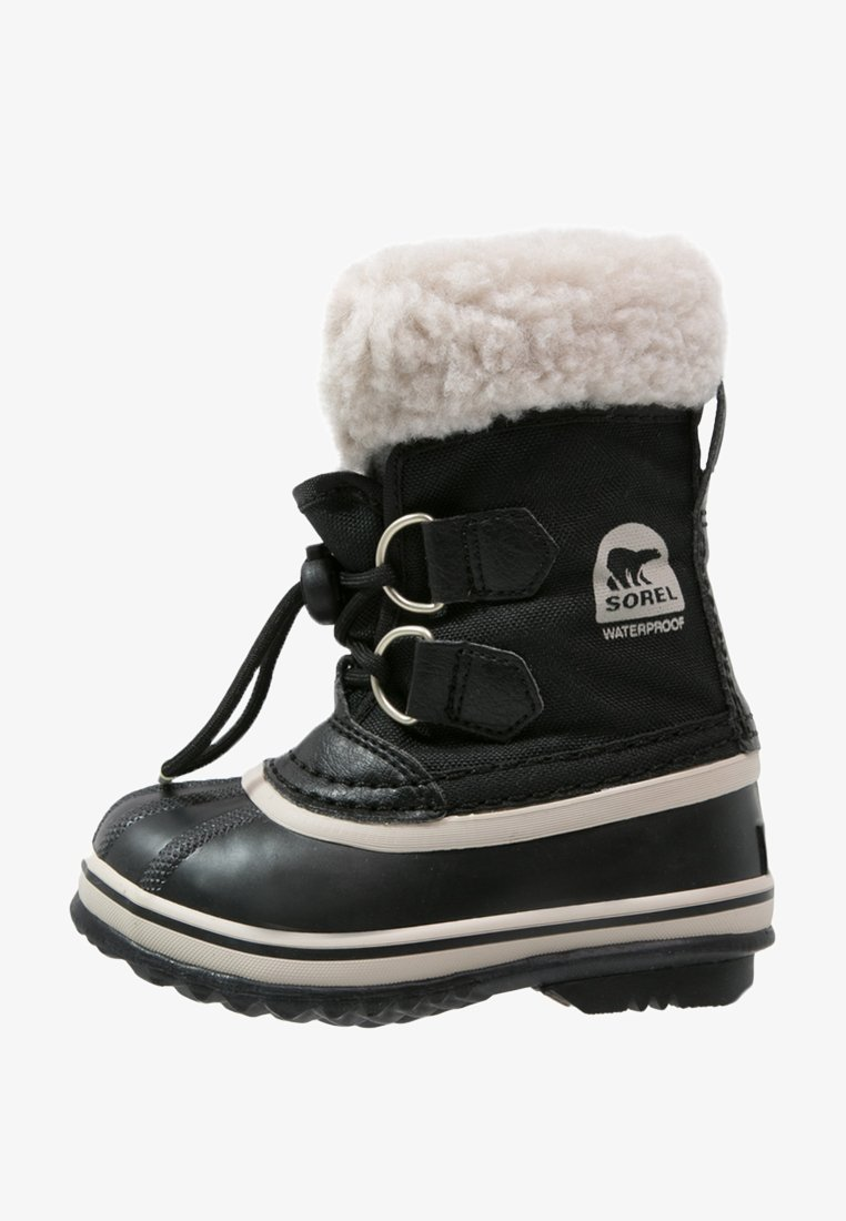 Sorel - CHILDRENS YOOT PAC - Vinterstøvler - black