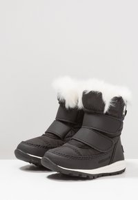 Sorel - WHITNEY - Vinterstøvler - black/sea salt
