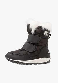 Sorel - WHITNEY - Vinterstøvler - black/sea salt - 1