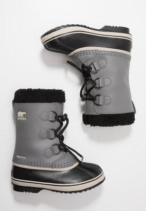 YOOT PAC - Stivali da neve  - quarry/black