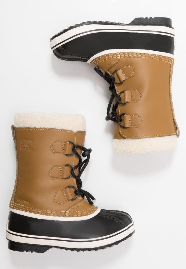 YOOT PAC - Snowboots  - mesquite