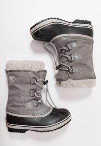 Sorel - YOOT PAC - Stivali da neve  - quarry/dove - 0