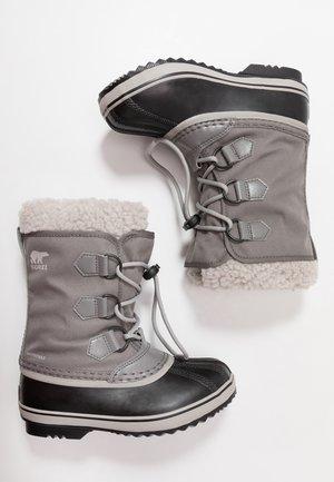 YOOT PAC - Snowboot/Winterstiefel - quarry/dove