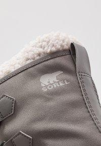 Sorel - YOOT PAC - Stivali da neve  - quarry/dove - 2