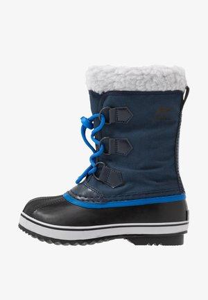 YOOT PAC - Winter boots - collegiate navy/super blue