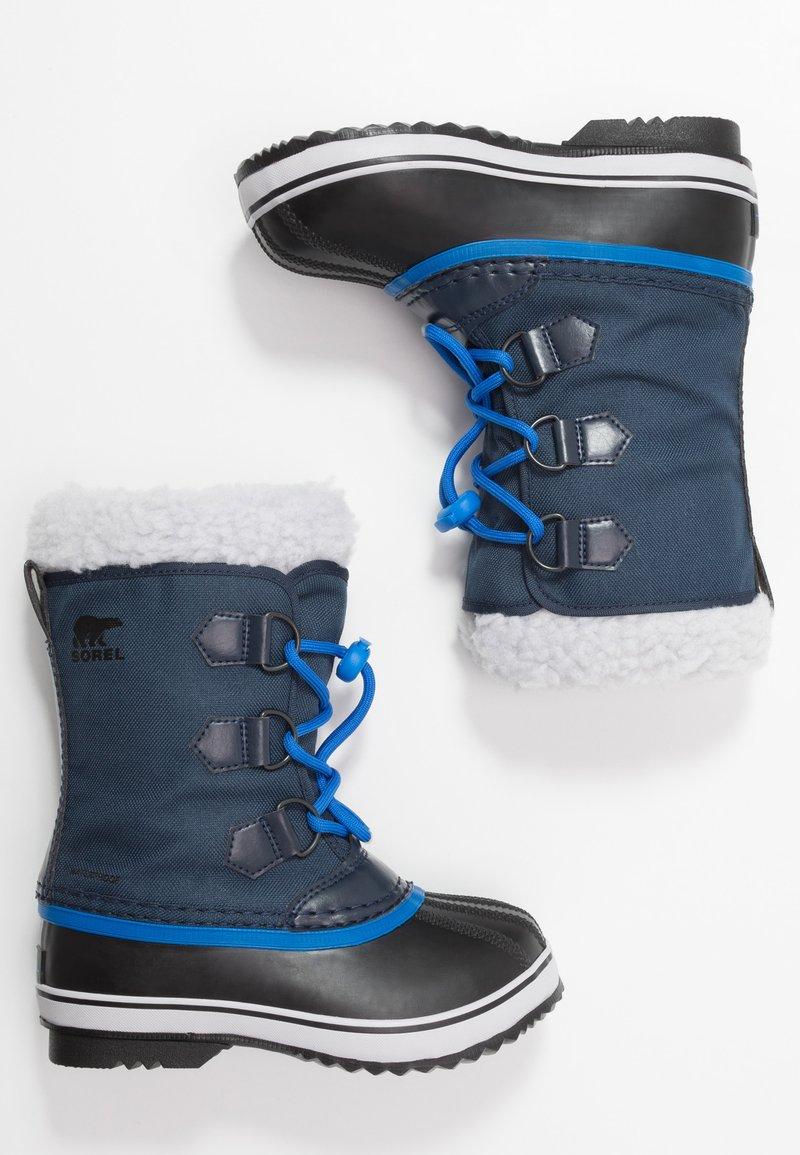 Sorel - YOOT PAC - Bottes de neige - collegiate navy/super blue