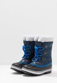 Sorel - YOOT PAC - Bottes de neige - collegiate navy/super blue - 3