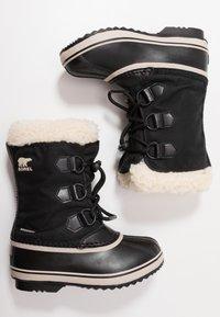 Sorel - YOOT PAC - Śniegowce - black - 0