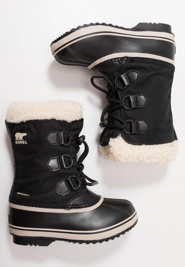 YOOT PAC - Śniegowce - black