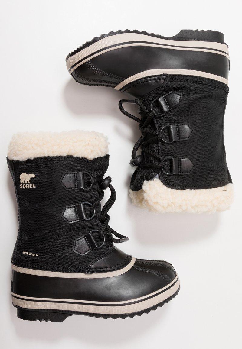 Sorel - YOOT PAC - Śniegowce - black