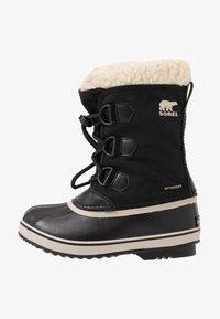 Sorel - YOOT PAC - Śniegowce - black - 1