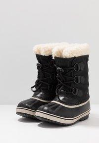 Sorel - YOOT PAC - Śniegowce - black - 3