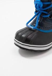 Sorel - YOOT PAC - Stivali da neve  - collegiate navy/super blue - 2