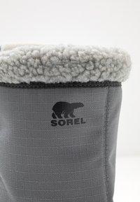 Sorel - CUMBERLAN - Vinterstøvler - city grey/coal - 2