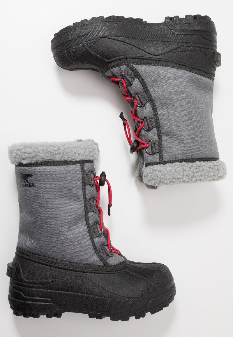 Sorel - CUMBERLAN - Bottes de neige - city grey/coal