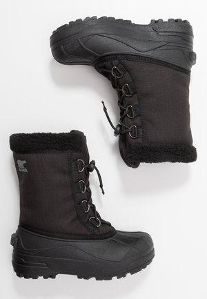CUMBERLAN - Zimní obuv - black