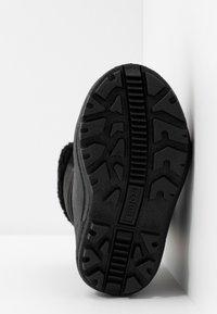 Sorel - CUMBERLAND - Snowboots  - black - 5