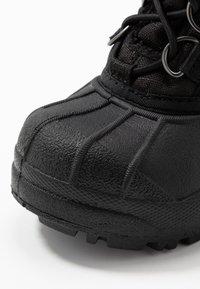 Sorel - CUMBERLAND - Snowboots  - black - 2