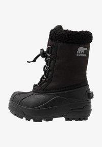 Sorel - CUMBERLAND - Snowboots  - black - 1
