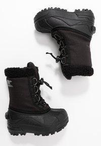 Sorel - CUMBERLAND - Snowboots  - black - 0