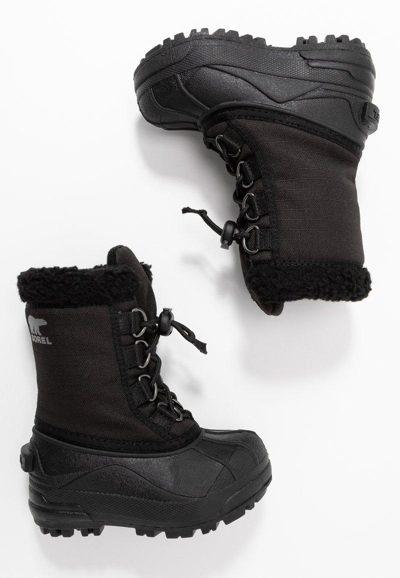 Sorel - CUMBERLAND - Snowboots  - black