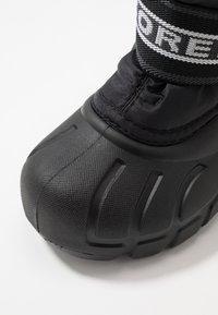Sorel - CUB - Stivali da neve  - black - 2