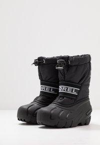 Sorel - CUB - Stivali da neve  - black - 3