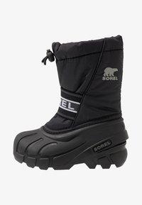Sorel - CUB - Stivali da neve  - black - 1