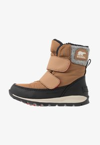 Sorel - CHILDRENS WHITNEY STRAP - Snowboot/Winterstiefel - camel - 1