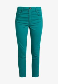 Soyaconcept - SHADI POWER - Pantalon classique - ivy green - 3