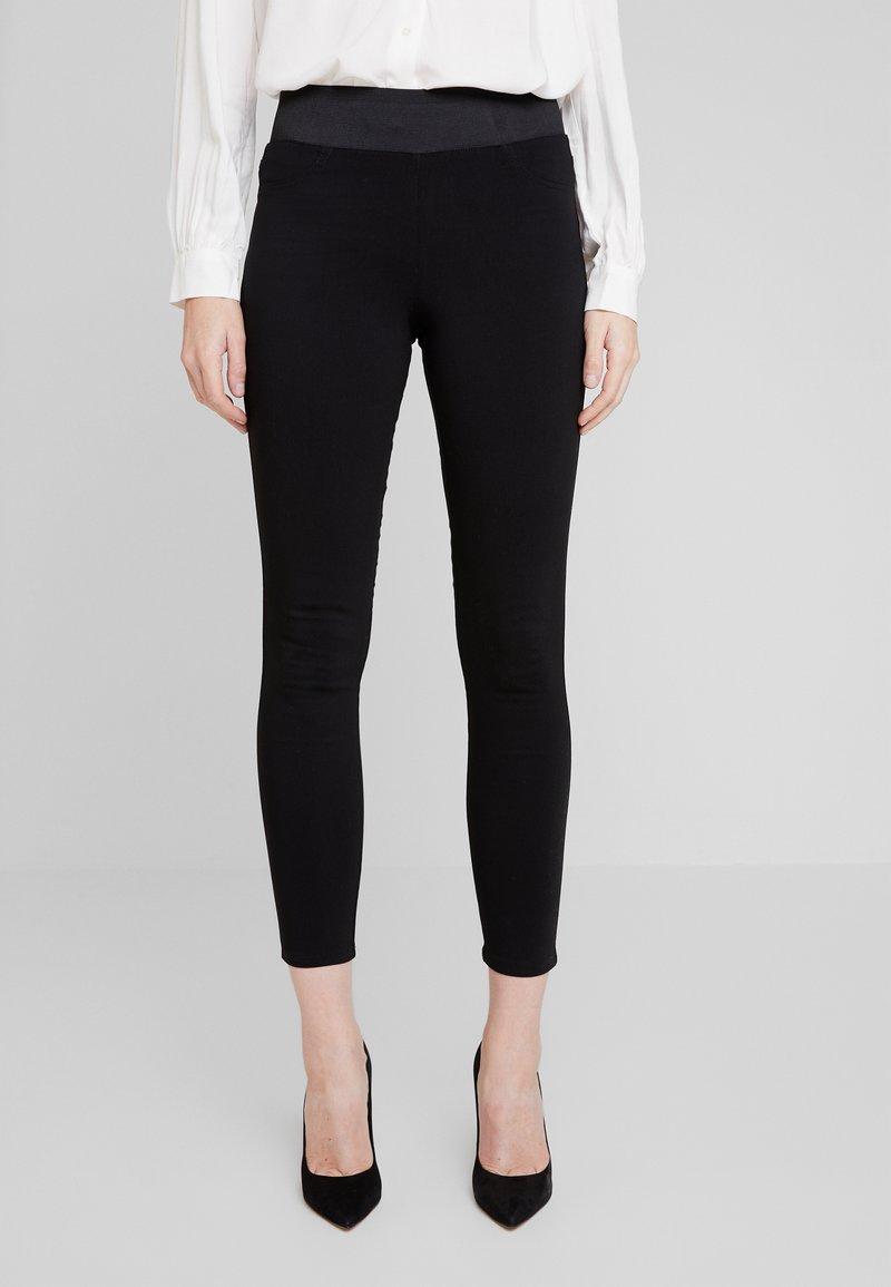 Soyaconcept - Leggings - Trousers - black
