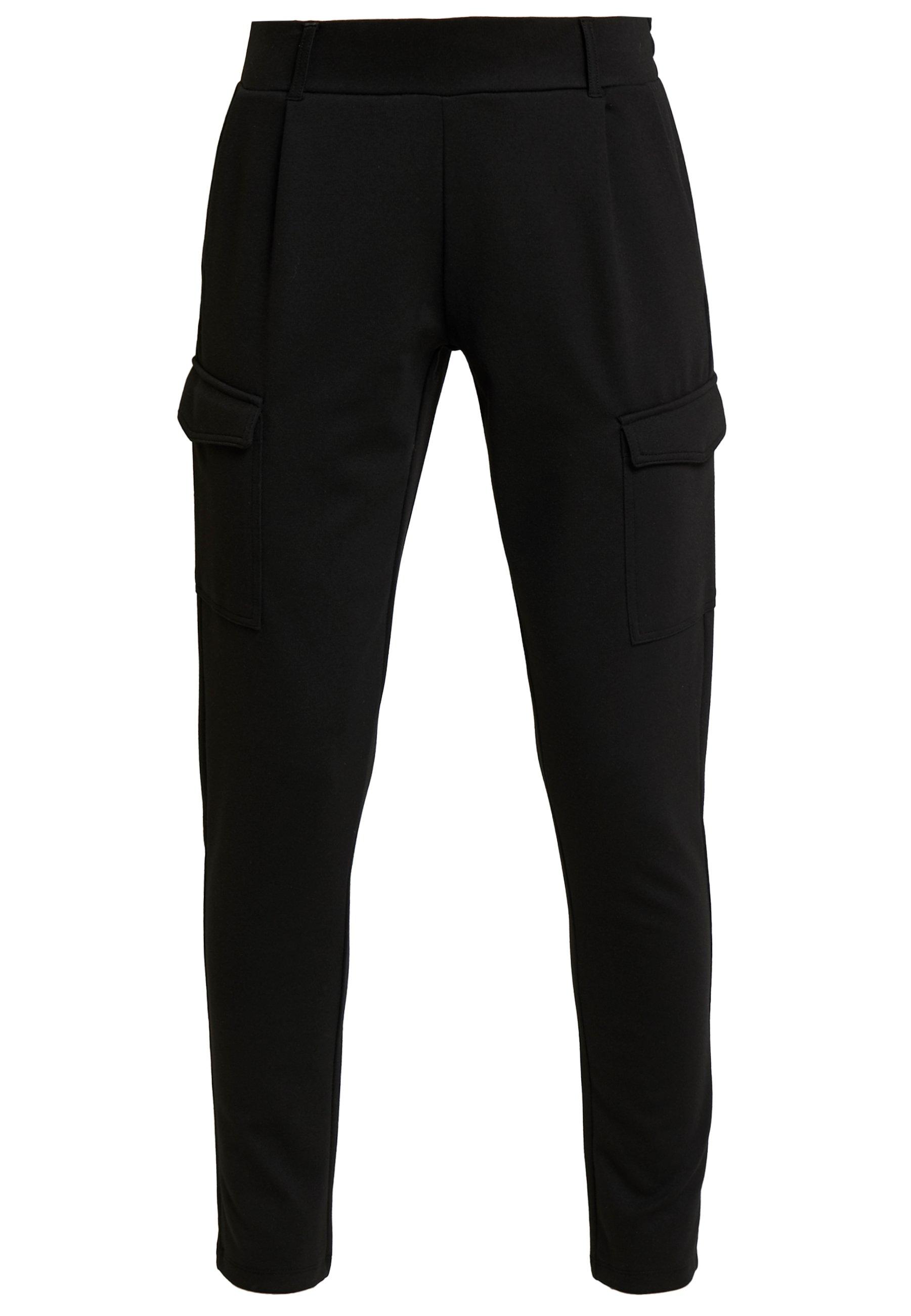 Soyaconcept DENA SOLID - Spodnie treningowe - black