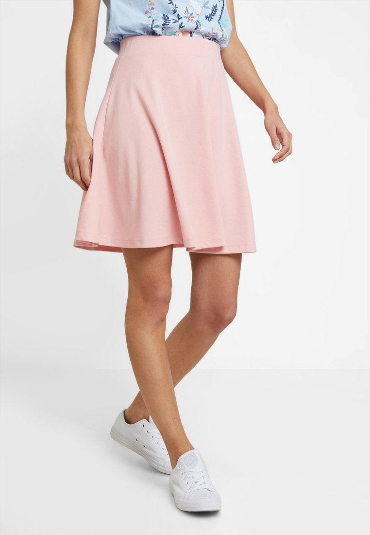 Soyaconcept - DENA SOLID - Áčková sukně - powder pink