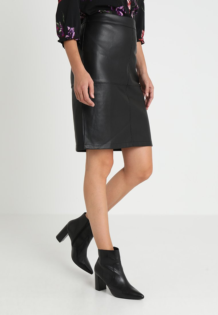 Soyaconcept - BECKIE - Pencil skirt - black
