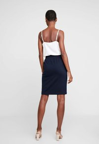 Soyaconcept - ELY - Mini skirt - navy