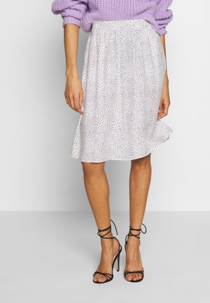 GRACE - A-line skirt - offwhite